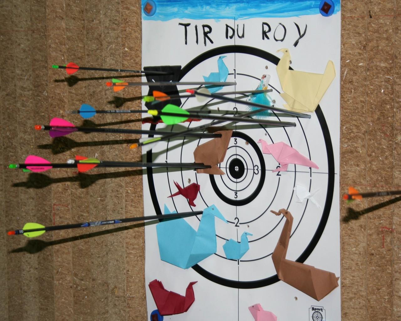 les Roys 2011 de la compagnie d`arc de Périgueux